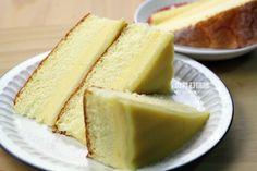 魔術布丁三層蛋糕食譜、作法 | 肉桂打噴嚏的多多開伙食譜分享