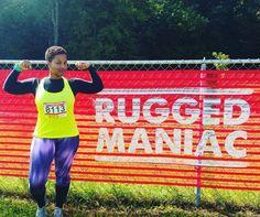 Starting line! #ruggedmaniac #ruggedmaniac2016 #mud #mudrun #ocr #maniac #offthebeaten #success #entrepreneur #deathtocomfortzones #motivation #unstoppable #instagood #instalike #EvolSH