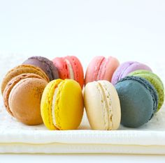 Love macarons and cannot wait to make them with my favorite pastry chef in the whole world, none other than @Kelly Teske Goldsworthy Dull...