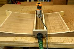 Michael Singer Fine Woodworking: Sledding Through the Curves The post Michael Singer Fine Woodworking: Sledding Through the Curves appeared first on Werkstatt ideen. Michael Singer Fine Woodworking: Sledding Through the Curves Fine Woodworking, Woodworking Techniques, Woodworking Furniture, Woodworking Crafts, Woodworking Machinery, Woodworking Classes, Router Sled, Wood Router, Wood Jig