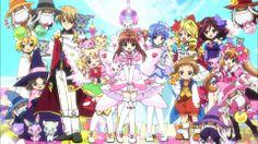 Jewelpet Twinkle Characters