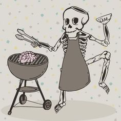 Cooked. #illustration