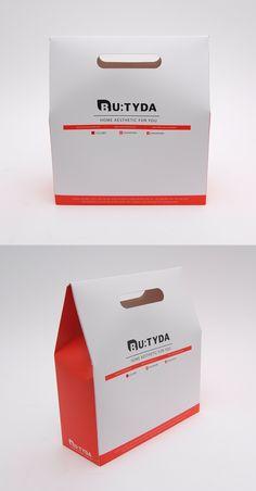 #손잡이백 #B형조립 #수코스메틱 #뷰티다 패키지 #모아패키지 #패키지샘플 Box Cake, Container, Packaging, Printed, Boxed Cake, Wrapping, Canisters