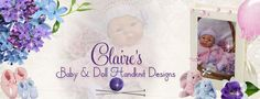 Copyright Claire's Baby & Doll Handknit Designs 2006 and Beyond