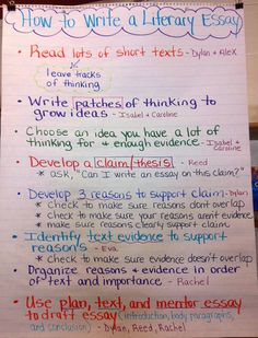 Best Bc I Taught Expository Essays Et Al Images  School  Two Reflective Teachers A Peek Into Our Literary Essay Unit Another Great  Anchor Chart To Support Literary Essay Writing Buy Articles also Book Report Service  Business Plan Writer Deluxe Update