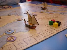 Oltre Mare | Image | BoardGameGeek
