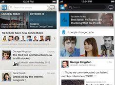 O LinkedIn segue aprimorando a rede e seus serviços: nesta quinta-feira (18/04), lançou uma versão bastante modificada do seu app para dispositivos móveis Android e iOS, além de um site móvel mais elegante, com melhor navegabilidade. Veja o vídeo no IDG Now!