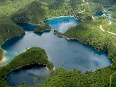 #MEXICO rutas magicas del bicentenario: lagunas de montebello, chiapas.