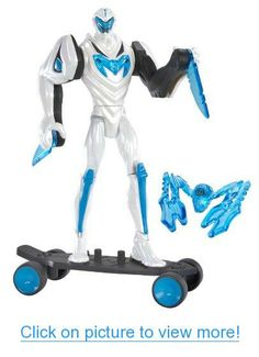 Max Steel Deluxe Turbo Skateboard Max Steel Figure and DVD Action Figure Minecraft Diamond Sword, Max Steel, Barbie Toys, Baby Party, 6 Inches, Best Sellers, Skateboard, Action Figures, Lego