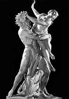 The Rape of Proserpina ~ Gian Lorenzo Bernini (1621-22)