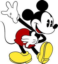 Every girl's crazy about a sharp dressed Mouse! :D