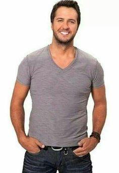 Best smile ever! Luke Bryan
