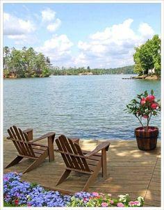 Relaxing view