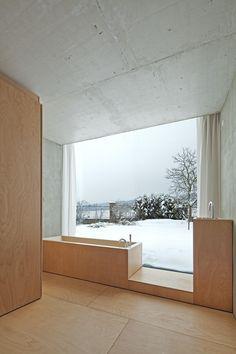 #zima #łazienka #okna #FIX #śnieg