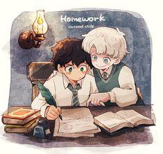 Harry Potter Cursed Child, Mundo Harry Potter, Harry Potter Draco Malfoy, Theme Harry Potter, Harry Potter Ships, Harry Potter Anime, Harry Potter Pictures, Harry Potter Books, Harry Potter Universal