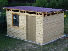 Comment construire une cabane | Construction, Tiny houses and ...