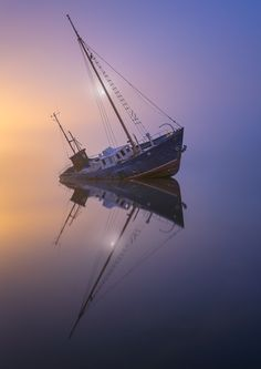 Beautiful Photo of Ship of The Coast of Finland