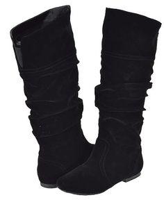 Qupid Neo-144 Black Velvet Women Casual Boots Qupid, http://www.amazon.com/dp/B009UJ5H82/ref=cm_sw_r_pi_dp_KeB1qb04C9DDR