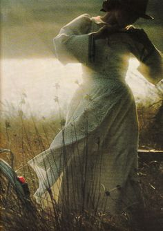 Photography by Sarah Moon, from Vogue, Sarah Moon, Moon Photography, Fashion Photography, Picnic At Hanging Rock, Magazine Vogue, Moon Photos, Romance, French Photographers, The Dreamers