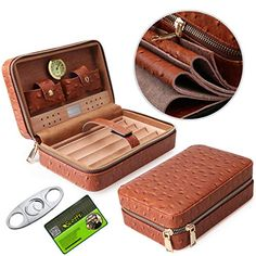 9 Best Rated Travel-Humidor Products for You