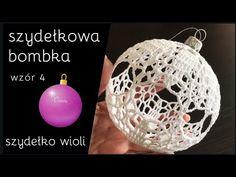 Christmas Bulbs, Christmas Decorations, Holiday Decor, Gula, Crochet Patterns, Youtube, Google, Christmas Balls, Speech Balloon