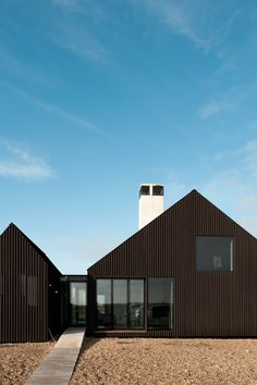 Jim Stephenson - Architectural and Interiors Photographer - The Shingle House / Dungeness / NORD Architecture