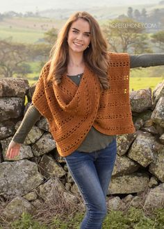 Cinnamon Roll Pullover Sweater - Crochet Pattern + Giveaway