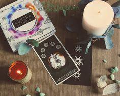 5 of Pentacles - Lumina Tarot