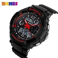 Back To Search Resultswatches Capable New Fashion Sanda Brand Children Sports Watches Led Digital Quartz Military Watch Boy Girl Student Multifunctional Wristwatches