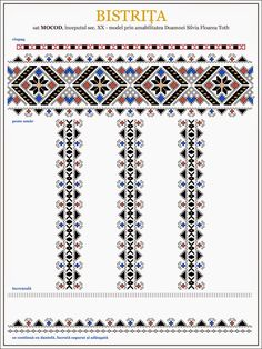 Really want excellent suggestions regarding travel? Head out to this fantastic info! Folk Embroidery, Embroidery Patterns, Cross Stitch Patterns, Knitting Stitches, Knitting Patterns, Bordado Popular, Romanian Lace, Textile Design, Beading Patterns