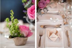 Prickly Pear Creations - Weddings  Name cards with fun facts about table names