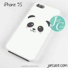 Cute Panda Phone case for iPhone 4/4s/5/5c/5s/6/6 plus