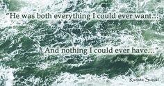 He was both everything I could ever want.... And nothing I could ever have - Ranata Suzuki * From Tumblr Blogger: Ranata-Suzuki missing, you, I miss him, lost, tumblr, love, relationship, beautiful, words, quotes, story, love, quote, relationship, beautiful, sad, breakup, broken heart, heartbroken, quotes, story, loss, loneliness, depression, depressed, sad, unrequited * Follow pinterest.com/ranatasuzuki for original content