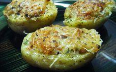 #patate #gratinate #ripiene di #tofu da leccarsi i baffi!!