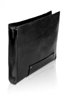 bonastre   handcrafted leather document holder