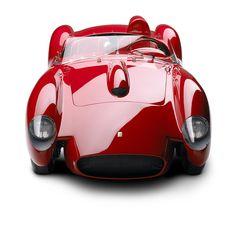 Ralph Lauren's 1958 Ferrari 250 Testa Rossa.
