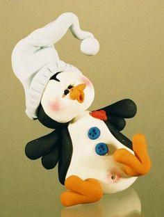 .pinguinito tierno
