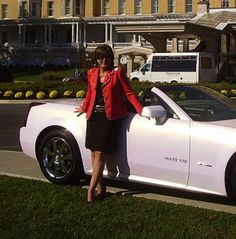 In honor of her career achievements, Linda Chesnut-Toupin of Corydon, Ind., has earned the use of an exclusive Mary Kay pink Cadillac XLR, the most coveted incentive awarded by the  http://www.sentinel-echo.com/news/local_news/linda-toupin-receives-coveted-pink-cadillac-xlr/article_b130e3c7-b698-58b8-a84c-a0a81a91b005.html  #Linda_Toupin