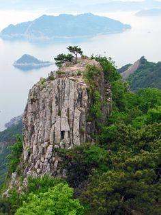 Saryang Island, South Korea