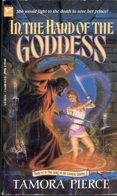 In the Hand of the Goddess ~ Tamora Pierce
