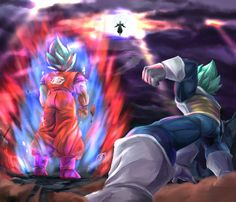 Goku and vegeta vs zamasu Dragon Ball Z, Zamasu Black, Goku And Vegeta, Son Goku, Fanart, Pokemon, Animated Cartoons, Cute Anime Couples, Animes Wallpapers
