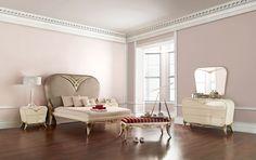 Spacium dubai creme bedroom  Jetclass | Real Furniture Luxury Interior Design