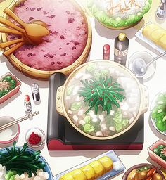 Anime food why do you look so yummy?