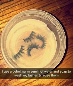 Ten Years From Your Age With These Skin Care Tips Snap chat beauty tips on cleaning and reusing false lashes.Snap chat beauty tips on cleaning and reusing false lashes. Beauty Care, Diy Beauty, Beauty Skin, Beauty Makeup, Beauty Hacks, Beauty Ideas, Face Beauty, Homemade Beauty, Beauty Tips For Face