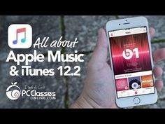 All About Apple Music & iTunes 12.2 Live - YouTube