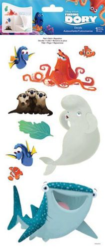Finding nemo murals banana ink a creative studio for Finding dory wall decals