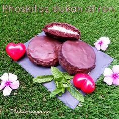 Receta de Phoskitos Dukan, de @dukanespana. Para no perdérsela   #dietaDukan #Dukan #postresDukan