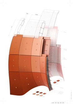 Anna Muzychak Diploma 3 Biotechnology Campus Architectural Association Double Layer Ceramic Skin