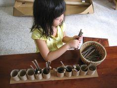 Okulöncesi Sanat ve Fen Etkinlikleri: montessori