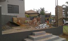 QRCE (PTY) ltd construction starting